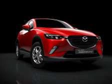 Mazda CX-3 from £189 per month