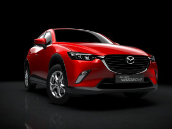 Mazda CX-3 from £229 per month