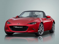 Mazda MX-5 with 0% APR