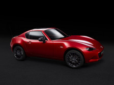 Mazda MX-5 RF from £289 per month