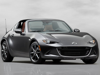 Mzda MX-5 RF from just £389 permonth