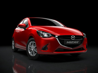 Mazda2 from £159 per month & 0% APR