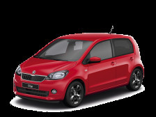 January Offer. Choice of 3 new ŠKODA Citigo's